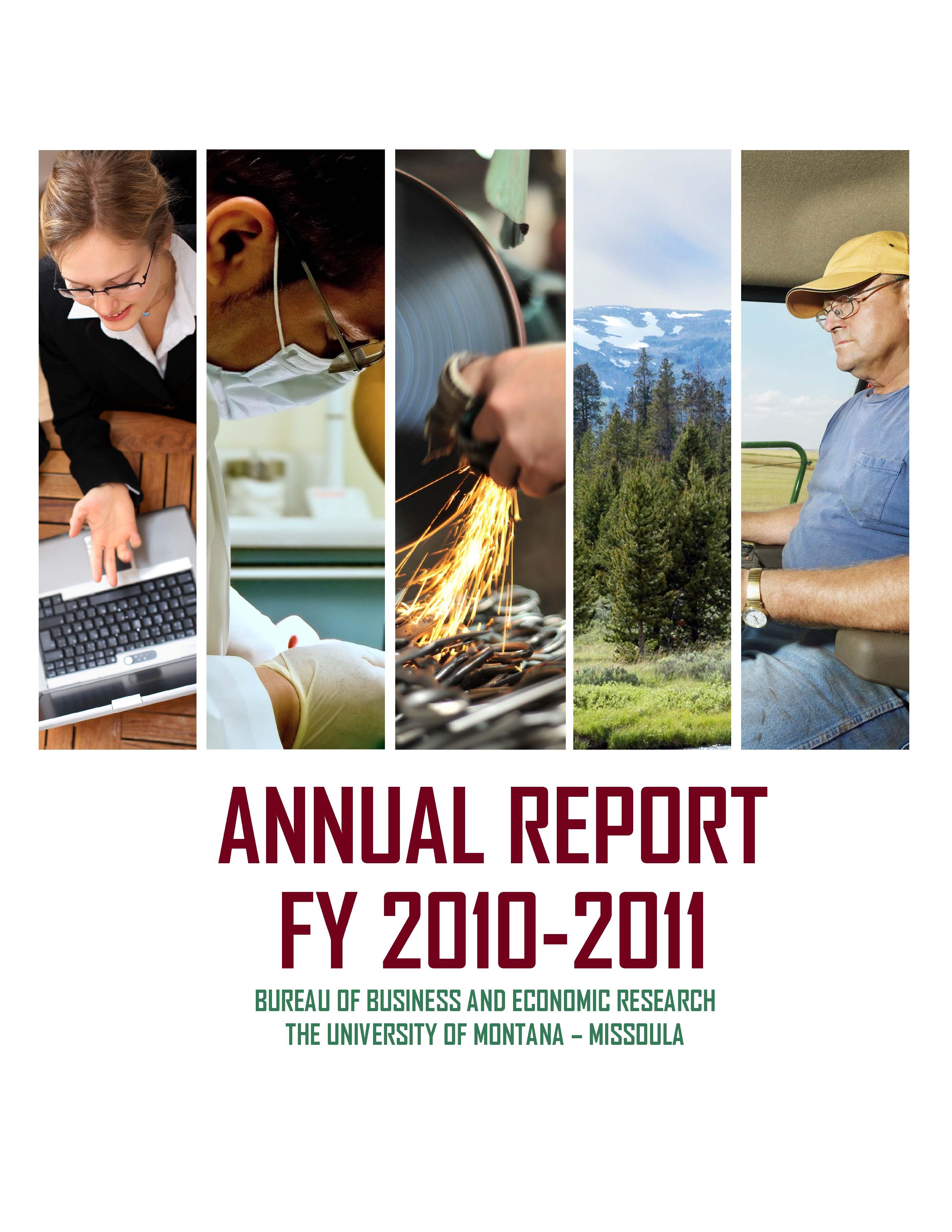 Bureau of business and economic research - Bureau for economic research ...