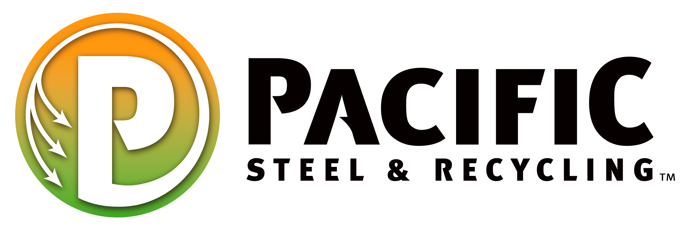 Pacific Steel & Recycling Logo